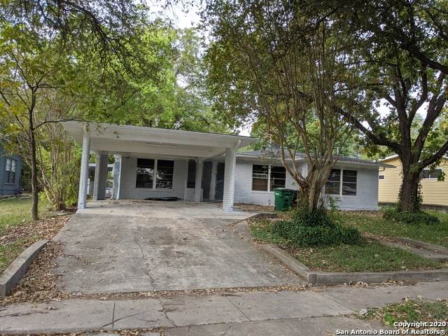 223 Radiance Ave, San Antonio, TX 78218 (MLS #1488897) :: The Lugo Group