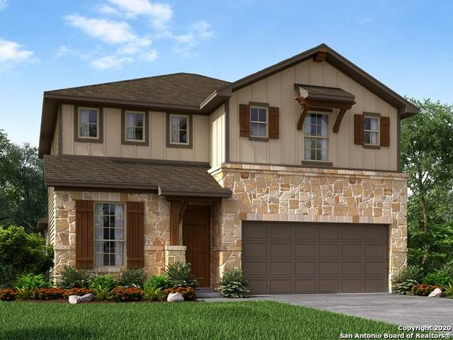 2423 Carino Meadow, San Antonio, TX 78259 (MLS #1488934) :: The Gradiz Group