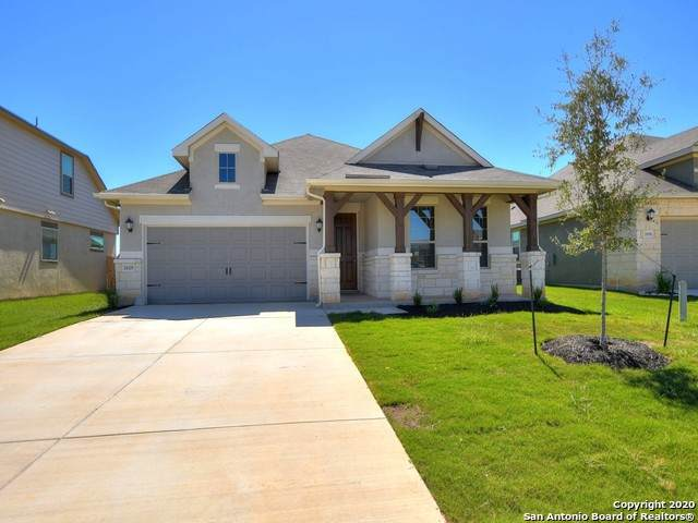 2610 Cavoli Fields, San Antonio, TX 78259 (MLS #1488935) :: The Gradiz Group