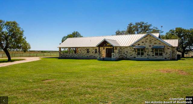 1354 County Road 215, McCoy, TX 78113 (MLS #1489001) :: Berkshire Hathaway HomeServices Don Johnson, REALTORS®