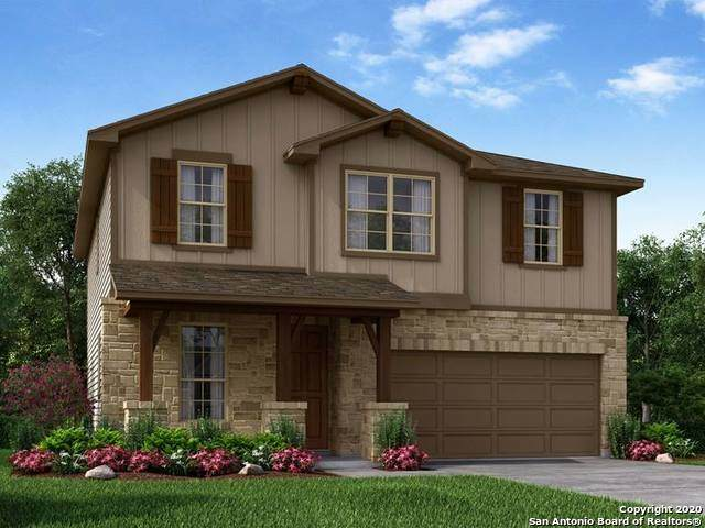 19314 Salvia Bend, San Antonio, TX 78259 (MLS #1489025) :: The Gradiz Group