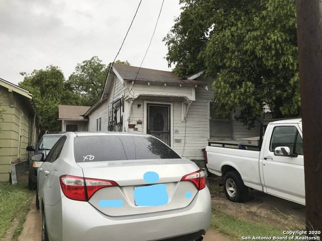 814 Culebra Rd, San Antonio, TX 78201 (MLS #1489093) :: The Lugo Group