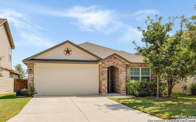 8518 Shooter Cove, San Antonio, TX 78254 (MLS #1489158) :: Santos and Sandberg