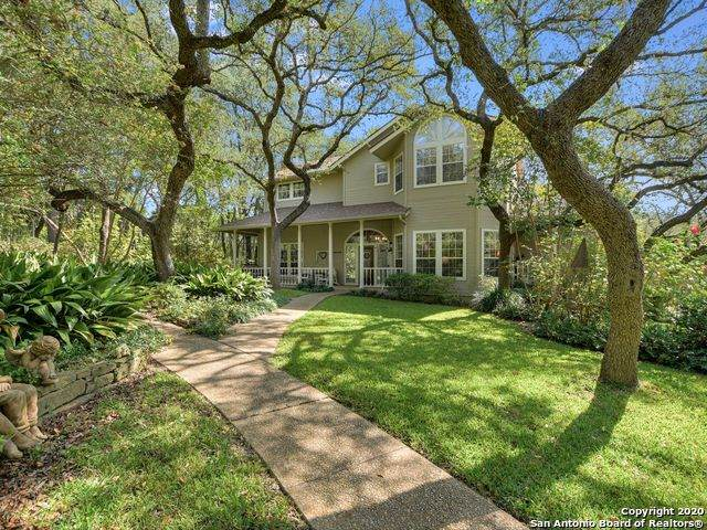 9202 Fort Springs, San Antonio, TX 78255 (MLS #1489181) :: Santos and Sandberg