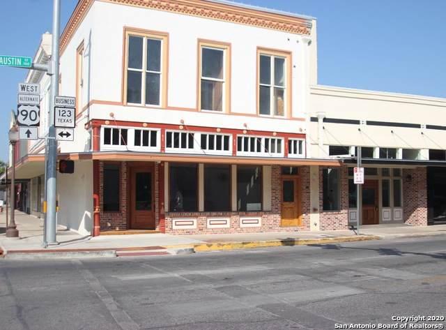 100 N Austin St, Seguin, TX 78155 (MLS #1489214) :: The Lugo Group