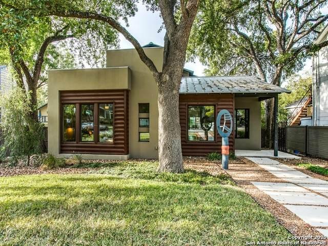 135 Harrison Ave, Alamo Heights, TX 78209 (MLS #1489241) :: ForSaleSanAntonioHomes.com