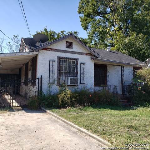 1610 W Hildebrand Ave, San Antonio, TX 78201 (MLS #1489266) :: Santos and Sandberg