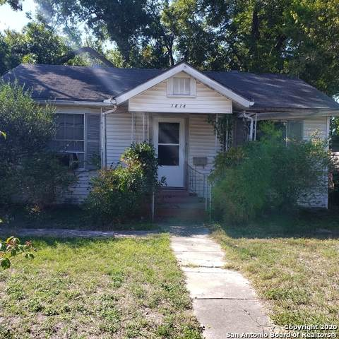 1614 W Hildebrand Ave, San Antonio, TX 78201 (MLS #1489278) :: Santos and Sandberg