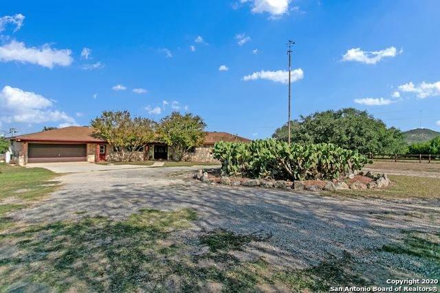 3121 Fm 470, Bandera, TX 78003 (MLS #1489300) :: 2Halls Property Team | Berkshire Hathaway HomeServices PenFed Realty