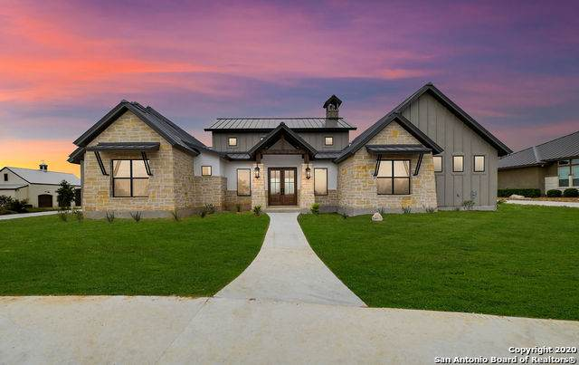 540 Copper Crest, New Braunfels, TX 78132 (MLS #1489315) :: Neal & Neal Team
