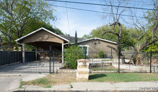 107 Farhill Ln, San Antonio, TX 78228 (MLS #1489351) :: The Lugo Group