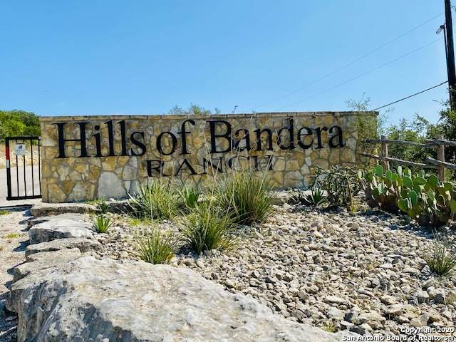 LOT 68 Hills Of Bandera, Bandera, TX 78003 (MLS #1489362) :: The Lopez Group