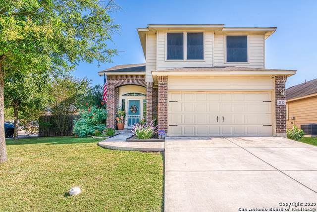 2113 Sinclair Dr, New Braunfels, TX 78130 (MLS #1489390) :: The Gradiz Group