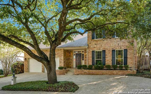 14 Court Cir, San Antonio, TX 78209 (MLS #1489458) :: The Gradiz Group