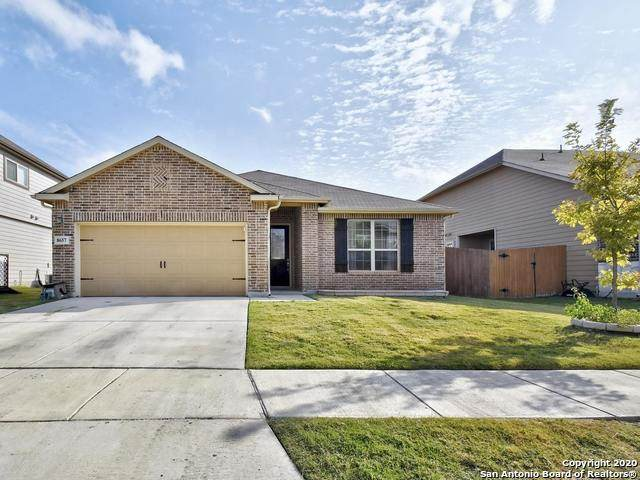 8657 Lone Shadow Trail, Converse, TX 78109 (MLS #1489463) :: The Lugo Group