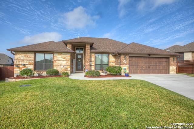 2246 Sun Rim Way, New Braunfels, TX 78130 (MLS #1489487) :: Neal & Neal Team