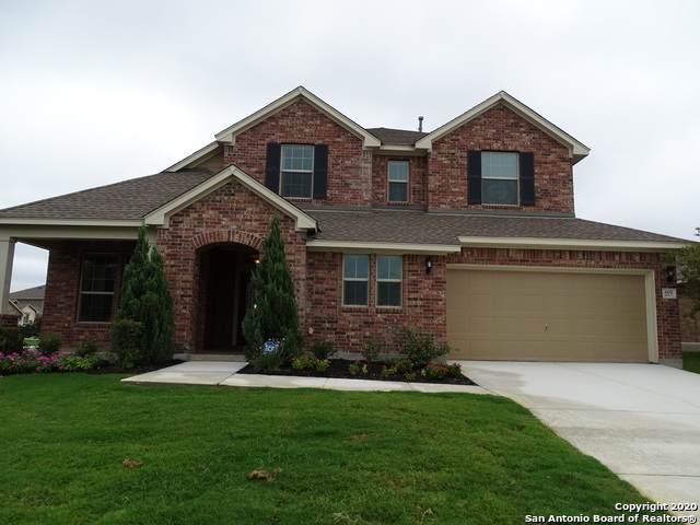607 Ridge Park Dr, New Braunfels, TX 78130 (MLS #1489506) :: REsource Realty