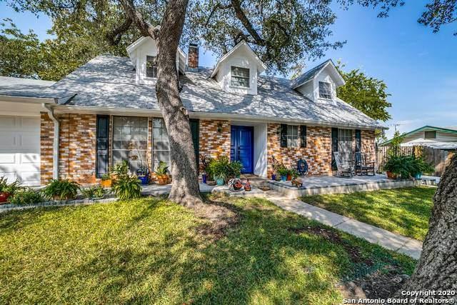 5215 Charter Oak Dr, San Antonio, TX 78229 (MLS #1489509) :: The Lugo Group