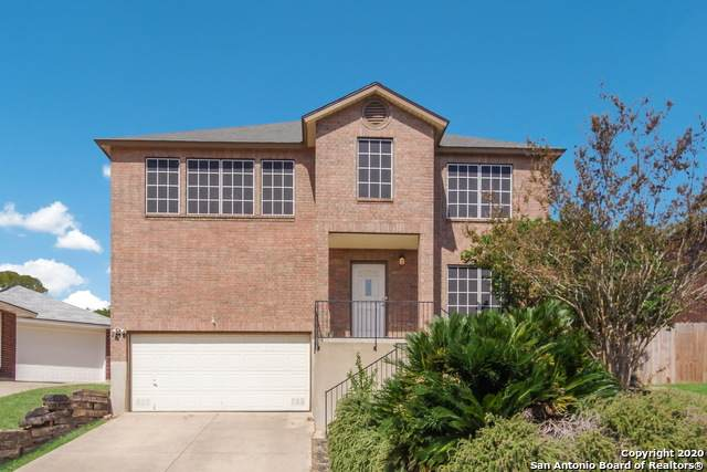 4223 Knollbluff, San Antonio, TX 78247 (MLS #1489545) :: The Lugo Group