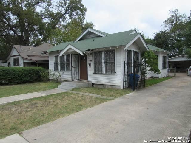 227 Taft Blvd, San Antonio, TX 78225 (MLS #1489563) :: The Lugo Group