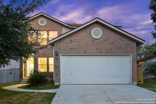7010 Raintree Frst, San Antonio, TX 78233 (MLS #1489607) :: Santos and Sandberg