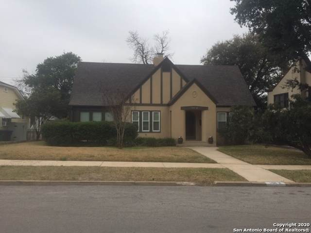 108 W Ridgewood Ct, San Antonio, TX 78212 (MLS #1489636) :: Carolina Garcia Real Estate Group