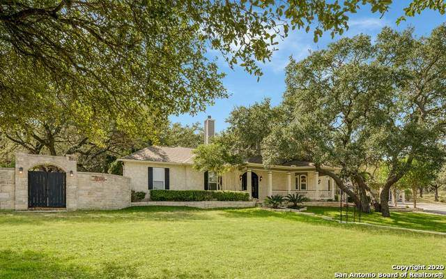 420 Twin Canyon Dr, Boerne, TX 78006 (MLS #1489659) :: Alexis Weigand Real Estate Group