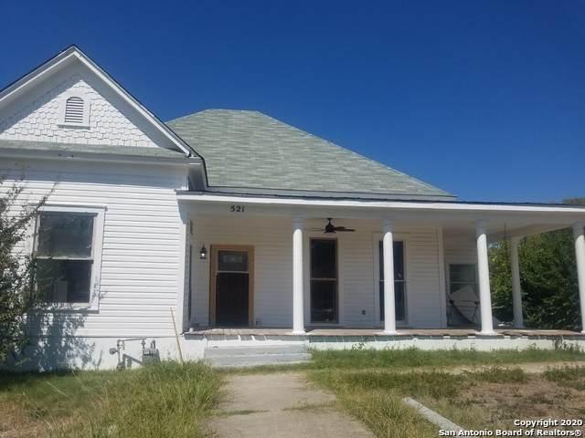 521 Hays St, San Antonio, TX 78202 (MLS #1489716) :: Santos and Sandberg