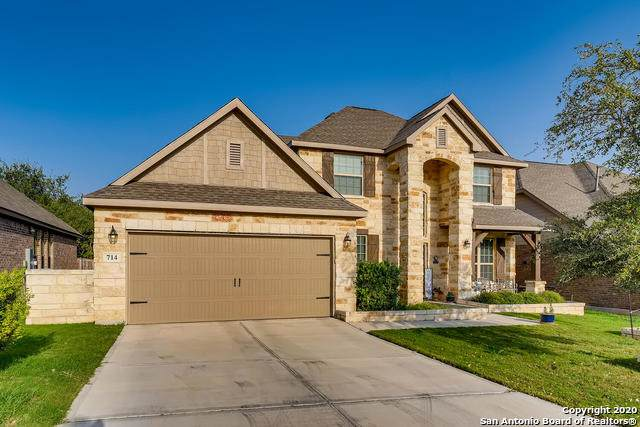 714 Hard Tack Trail, San Antonio, TX 78245 (MLS #1489737) :: Neal & Neal Team