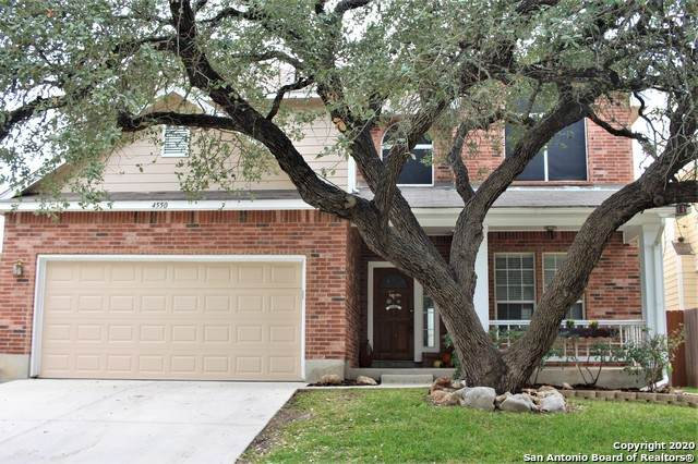 4550 Taylors Bend, San Antonio, TX 78247 (#1489912) :: The Perry Henderson Group at Berkshire Hathaway Texas Realty