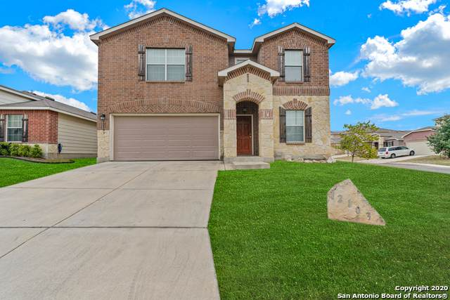12103 Amber Vista, San Antonio, TX 78254 (MLS #1489927) :: Santos and Sandberg
