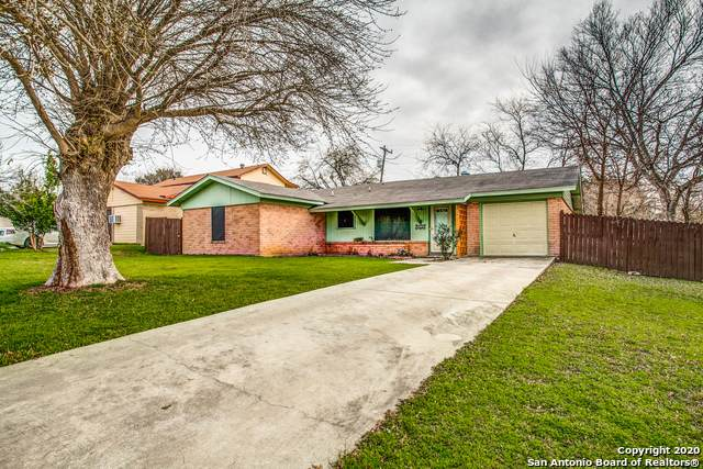 4402 Moana Dr, San Antonio, TX 78218 (MLS #1489937) :: The Lugo Group