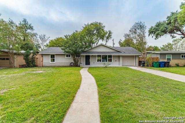 642 E Nottingham Dr, San Antonio, TX 78209 (MLS #1489948) :: Alexis Weigand Real Estate Group