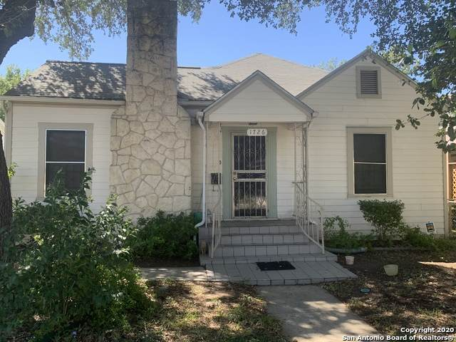 1726 W Mistletoe Ave, San Antonio, TX 78201 (MLS #1489964) :: Santos and Sandberg