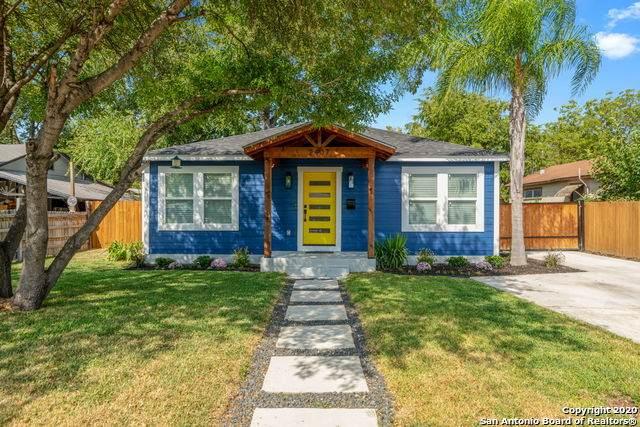 2407 W Woodlawn Ave, San Antonio, TX 78228 (MLS #1489965) :: The Lugo Group
