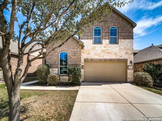 7618 Fletchers, San Antonio, TX 78254 (MLS #1489977) :: Keller Williams City View
