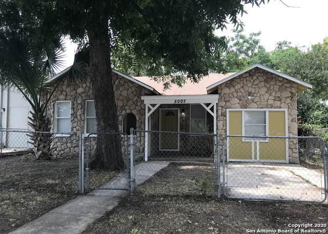5007 Greenwood, San Antonio, TX 78214 (MLS #1489990) :: The Lugo Group