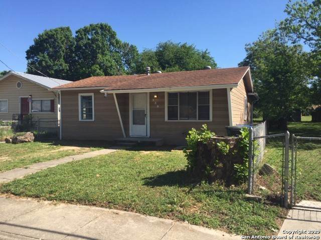 238 Hawthorne, San Antonio, TX 78214 (MLS #1489993) :: The Lugo Group