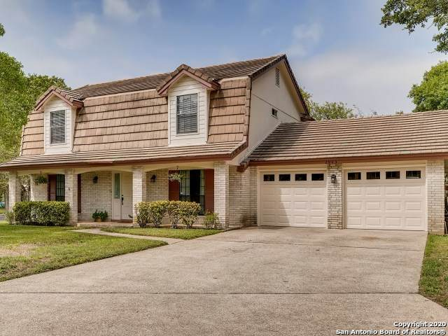 2903 Country Villa, San Antonio, TX 78231 (MLS #1490019) :: The Heyl Group at Keller Williams