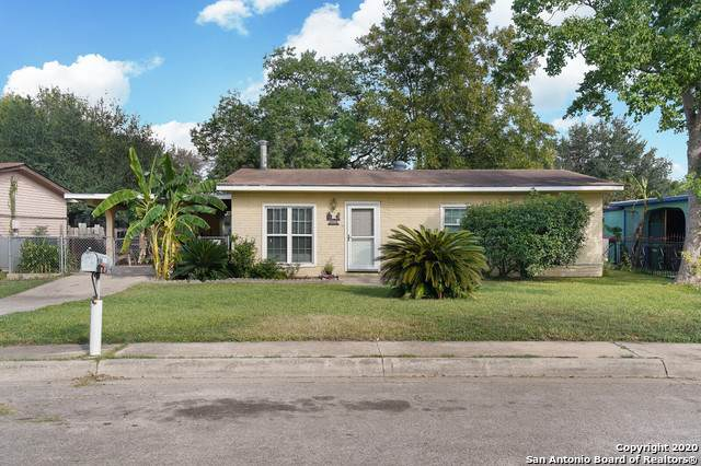 9508 Ursula St, San Antonio, TX 78224 (MLS #1490028) :: The Gradiz Group