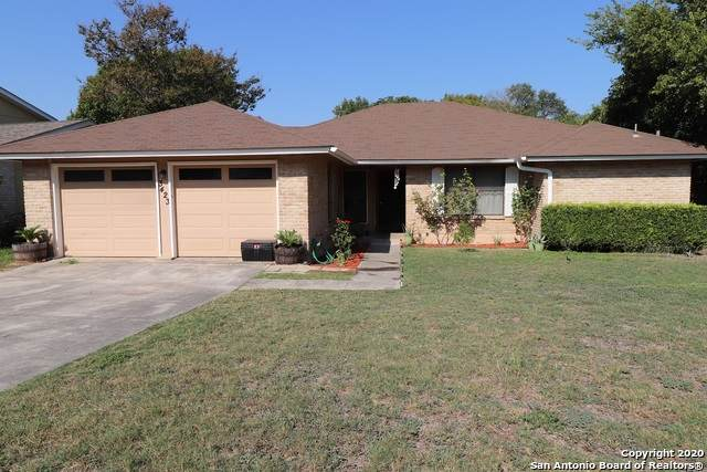 3423 Sugarhill Dr, San Antonio, TX 78230 (MLS #1490045) :: The Lopez Group