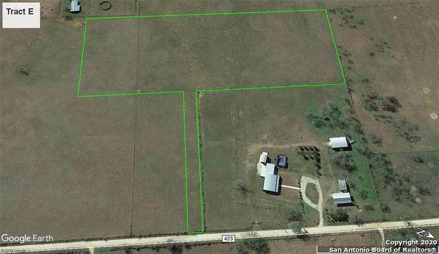 TBD TRACT E Cr 423, Stockdale, TX 78610 (MLS #1490072) :: 2Halls Property Team | Berkshire Hathaway HomeServices PenFed Realty