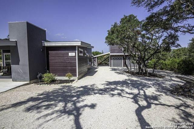 1251 Canyon Shores, Canyon Lake, TX 78133 (MLS #1490080) :: The Lopez Group