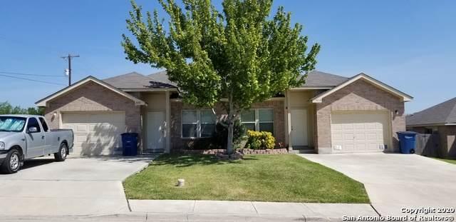 3011 Lodgepole Ln, New Braunfels, TX 78130 (MLS #1490137) :: The Gradiz Group