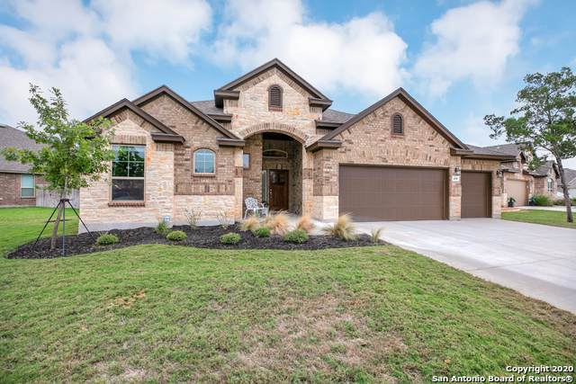 650 Mission Hill Run, New Braunfels, TX 78132 (MLS #1490165) :: The Gradiz Group