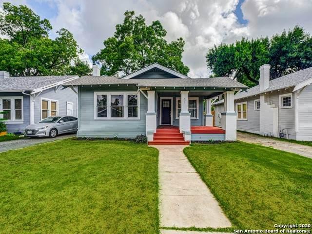 427 E French Pl, San Antonio, TX 78212 (MLS #1490182) :: Exquisite Properties, LLC