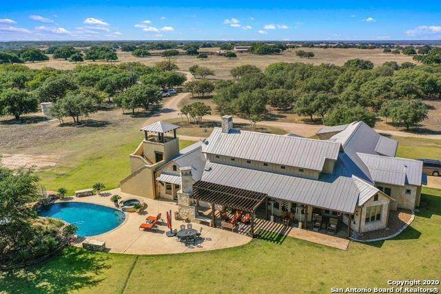 741 Lower Reservation Rd, Harper, TX 78631 (MLS #1490186) :: The Glover Homes & Land Group