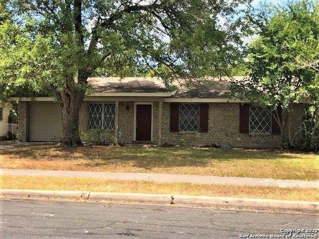 5011 Galahad Dr, San Antonio, TX 78218 (MLS #1490208) :: The Gradiz Group
