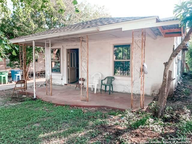 182 Beethoven St, San Antonio, TX 78210 (MLS #1490234) :: Front Real Estate Co.