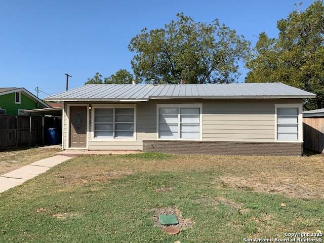 235 Langford Pl, San Antonio, TX 78221 (MLS #1490236) :: Front Real Estate Co.